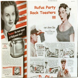 Rock Toasters