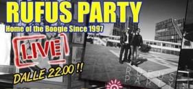 Rufus Party Live @ Barricada Cafè – 05 marzo 2015