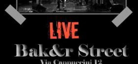 RUFUS PARTY LIVE @ BAK&R STREET – VENERDI 5 FEBBRAIO 2016