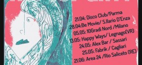SPRING TOUR 2018!!